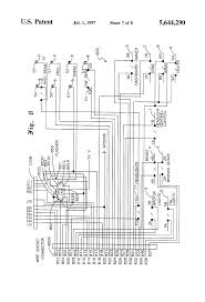 patent us5644290 blackout control system google patents patent drawing