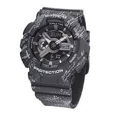 casio g shock mens analog digital watch sport blue band ga 110tx image is loading casio g shock mens analog digital watch sport