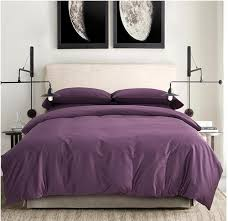excellent 100 egyptian cotton sheets dark deep purple bedding sets king purple bedding sets ideas