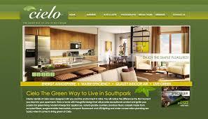 apartment website design. Cielo Apartments Web Design Apartment Website D