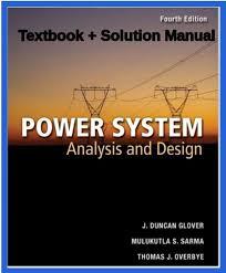 Power System Analysis Design Solution Manual Fhaiz Bahrudin Fbahrudin On Pinterest