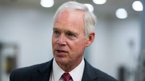 Ron Johnson says Gordon Sondland told him of possible Ukraine quid pro quo  - Axios