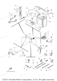 Dorable 1989 yamaha warrior wiring diagram image wiring diagram