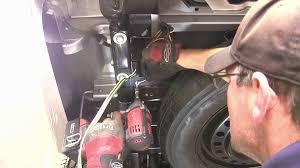 installation of a trailer wiring harness on a 2010 chevrolet colorado etrailer com you