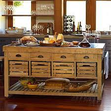 rustic portable kitchen island. Kitchen Island Cart Qnud Rustic Portable E