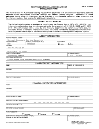 Automatic Withdrawal Form Template 17 Printable Ach Authorization Form Template Fillable
