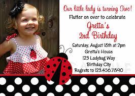Ladybug Invitations Template Free Free Ladybug Birthday Invitations Templates Free Lady Bug
