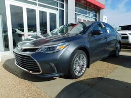 2018 New Toyota Avalon Limited at Toyota of Fayetteville Serving ...
