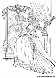 Small Picture Barbie Princess Coloring Book Games Coloring Pages