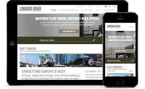 Web Design Lombard Donal Hanafin Freelance Ux Ui Designer Lombard Odier
