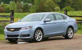 2017 Chevy Impala Is U.S. News & World Report's Best Large Car for ...