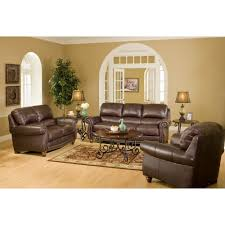 Leather Italia Jameson Loveseat
