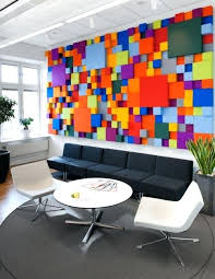 art for office walls. Office Art Ideas Wall Modern Stylish Three Dimensional Look Multiple . For Walls