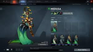 dota 2 medusa gameplay demo youtube