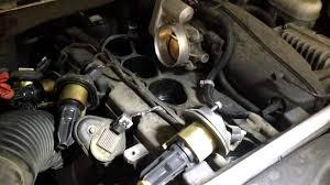 2003 oldsmobile bravada spark plug change