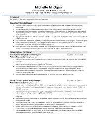 michelle m ogan resume michelle m ogan 25301 ultimate drive background investigation cover letter
