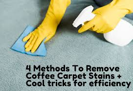 Mix bicarbonate of soda with a bit of water to create a paste and apply it to the area. How To Get Coffee Stains Out Of Carpets Act Now Following These Steps