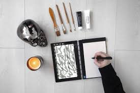 digital notebook mode the yoga book allows you to draw on real paper whilst simultaneously saving a digital version on the screen the perfect addition
