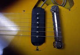 hot rod melody makers the gear page pickup mounted in the guard i used 6 32 flathead machine screws which have a hex drive for an allen wrench even though the cover partially covers the