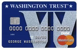 Washington Trust Bank Customer Service Washington Trust Debit Card