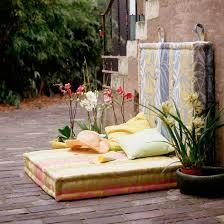 floor seats for patio Patio Flooring Ideas Home Design Layout