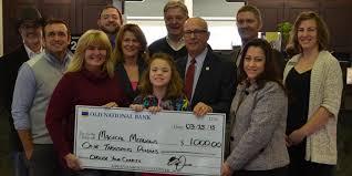 Old National Bank Donates To Magical Meadows – InkFreeNews.com