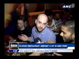 filipino restaurant jeepney a hit in