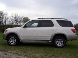 Austin Motors - Toyota Sequoia (2001), White