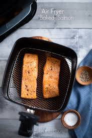 Chefman Air Fryer Cooking Chart Healthy Air Fryer Baked Salmon