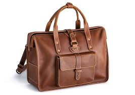 gladstone leather briefcase