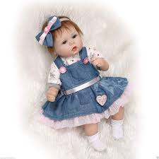 Good Sale Handmade RealLife Baby Dolls 18