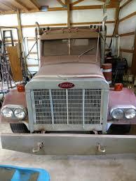 Peterbilt Pickup Truck - Semi body mounted on truck frame for sale ...