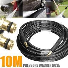 Vòi xịt tăng áp chiều dài 10m dành cho máy rửa xe Karcher K2 K3 K4 K5 tiện  dụng