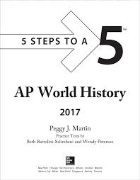 Ap World History Exam 2017