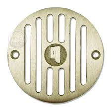 strainers may have a logo or