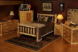 rustic log furniture ideas. Impressive Wonderful Log Bedroom Sets Rustic Cedar Bed Minnesota Furniture Beds Ideas