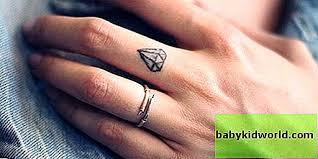 Malé Mini Tetování Pro Dívky Původní Symboly A Tetování Na Těle