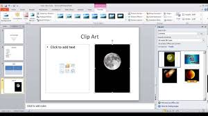 Design Slides For Powerpoint 2010 Hindi Microsoft Powerpoint 2010 2013 Pt1 Add Slides Picture Chart