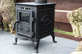 wood stove replacement glass