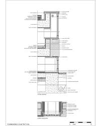 96 best plan section detail images on pinterest architecture Eames House Plan Section Elevation a f a s i a guilherme páris couto Eames House Interior