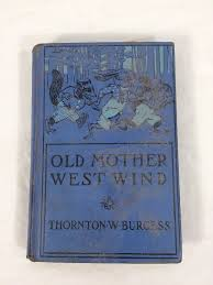 vine 1910 old mother west wind by thornton w burgess antique book children ebay