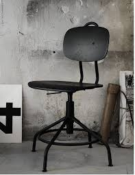 New Industrial VintageStyle Office Chair At IKEA  Pinterest