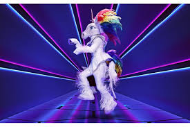 Image result for unicorn masked singer uk