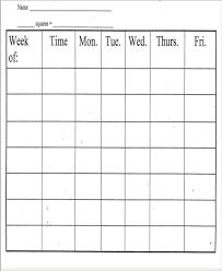 behavior charts for preschoolers template 28 images of weekly behavior chart printable template leseriail com