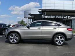 Elegant and versatile, the glc coupe shines in any setting. Mercedes Glc Coupe 2019 Mercedes Benz Glc 300 Glc 300 4matic Coupe Used The Parking