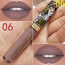 amazon l glair lipgloss 6 colors gift soft matte long lasting beauty