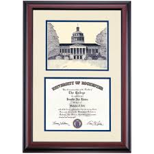 rochester premier rush rhees library legacy pen and ink diploma  rochester premier rush rhees library legacy pen and ink diploma frame