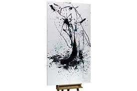 Stravagante Dipinto Ad Olio Kunstloft Up And Away In 100x200cm