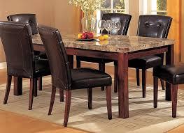 Delightfultopdiningtabledesigngranitediningroomtablesand Unique Granite Dining Room Tables And Chairs