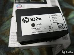 <b>Картридж HP 932XL</b> купить в Москве на Avito — Объявления на ...
